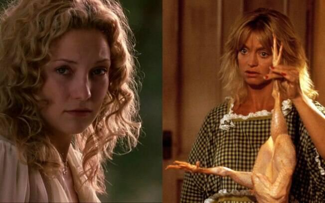 Kate Hudson é filha de Goldie Hawn