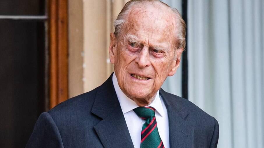 Príncipe Philip morreu aos 99 anos de idade