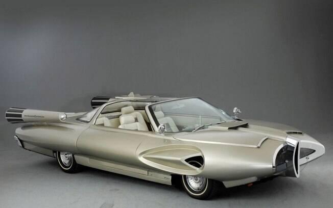 Já no final dos anos 50 começaram a aparecer alguns dos carros mais estranhos que apareceram