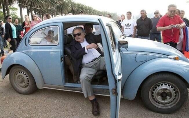 Líder uruguaio não gosta de ser considerado