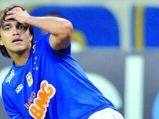 Artilheiro. Marcelo Moreno é quem mais fez gols no elenco, mas não deixa sua marca há quatro jogos