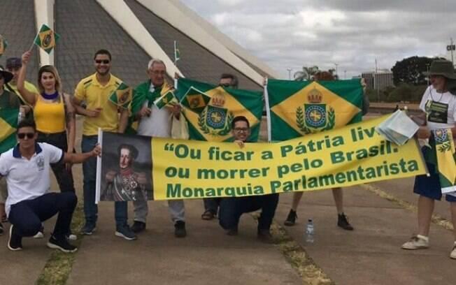 Acampamento Bolsonarista