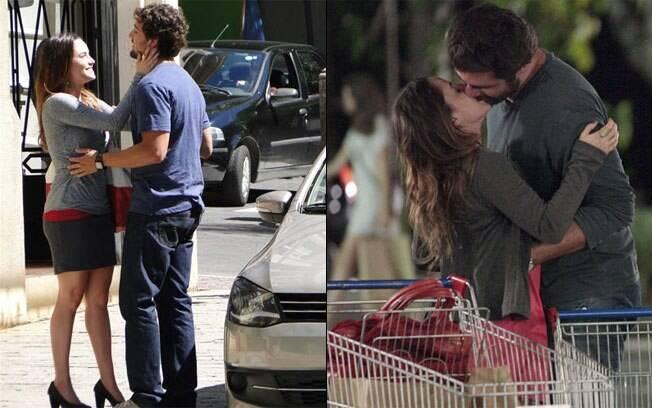 Fernanda Vasconcellos em janeiro: dois amores e duas bolsas que fizeram sucesso
