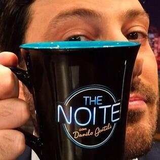 Danilo Gentili estreia 'The Noite' no SBT