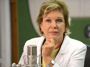 Marta Suplicy deve migrar para o PSB para concorrer à prefeitura de São Paulo