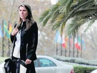 A ex-mulher soube da morte na Espanha e já está na Argentina