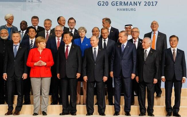 Reunião do G20 termina com isolamento dos EUA quanto as questões climáticas