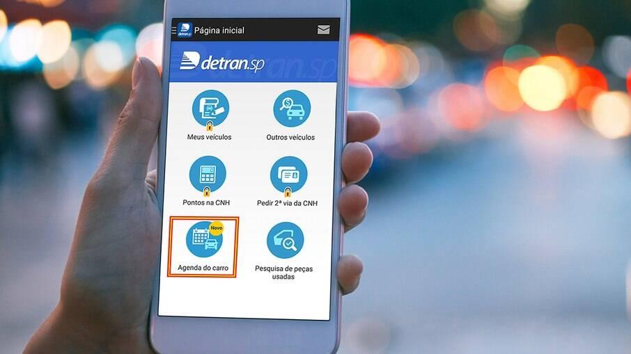 O CRLV-e (licenciamento) é hoje um dos serviços mais acessados nos portais do Detran.SP e Poupatempo