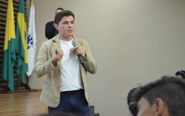Francisco de Assis Costa Filho atua à frente do núcleo de Juventude do PMDB desde julho do ano passado