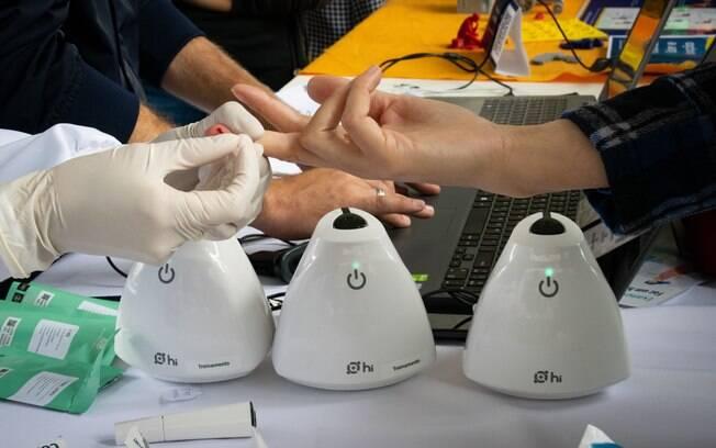 Hilab é o menor laboratório do mundo, capaz de testar para o novo coronavírus