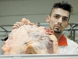 Açougue no Barreiro joga a culpa da carne cara no custo de vida