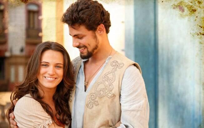 Bianca Bin e Cauã Reymond em