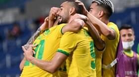 Brasil vence o Egito e garante vaga nas semifinais em Tóquio
