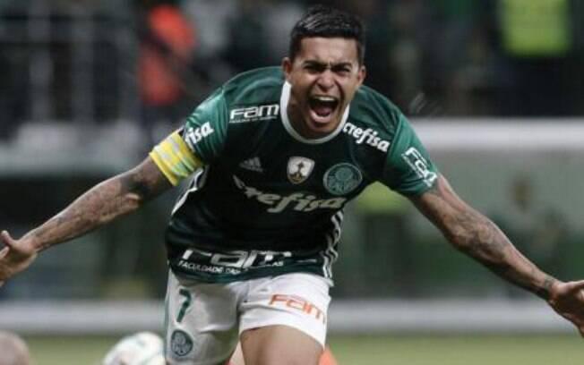 Dudu, meia do Palmeiras