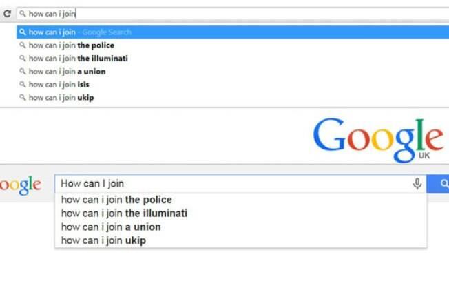 Google alterou sugestões dadas em buscas depois de ser alertado