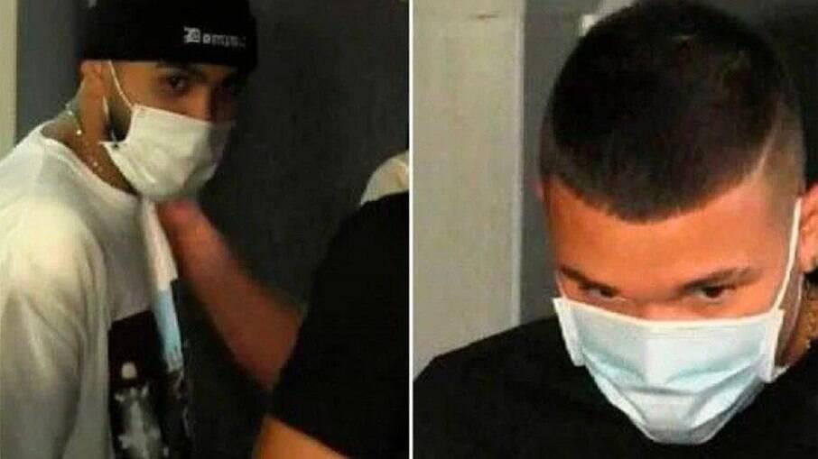 Gabigol e MC Gui são detidos pela polícia em cassino clandestino