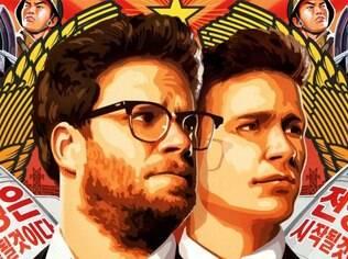 James Franco e Seth Rogen estão no filme