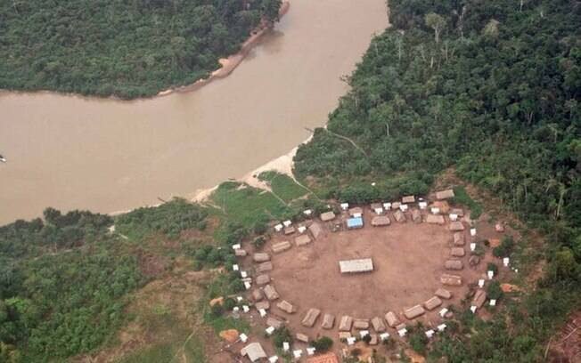 Lideranças indígenas Xikrin denunciaram ameaças de morte e queimadas dentro de Terra Indígena Trincheira-Bacajá, no Pará