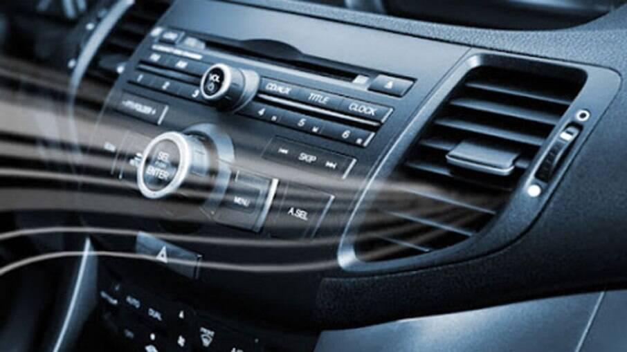 Segundo a fabricante, o elemento filtrante consegue eliminar o viírus e impedí-lo de entrar no interior do veículo
