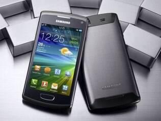 Wave 3 é o mais avançado entre os novos aparelhos da Samsung que rodam o sistema Bada 2.0