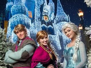 Frozen: personagens que sairam do frio estão de volta