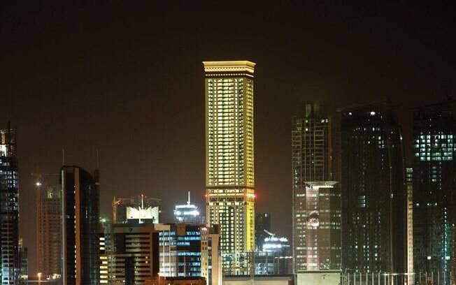 O Kempinski Residences & Suites é uma opção de estadia na lista de hotéis no Catar, localizado na Baía Ocidental