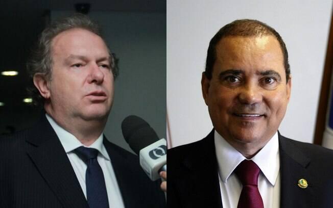 Mauro Carlesse (PHS) e  Vicentinho Alves (PR) disputam o segundo turno do governo do Tocantins neste domingo