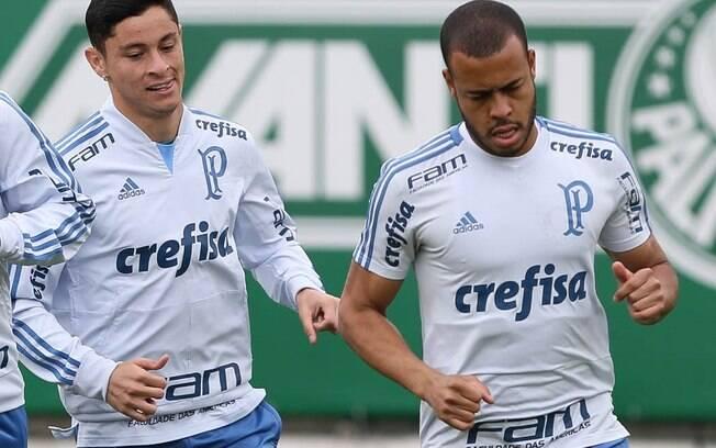 Palmeiras consegue liberação de Mayke e Diogo Barbosa após suspensão do STJD