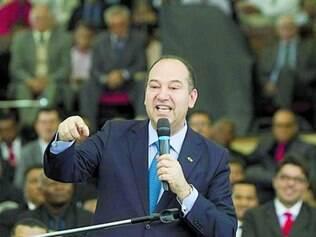 Busca. Pastor Everaldo (PSC) é o único candidato evangélico  a presidente da República nas eleições deste ano