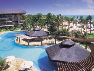 O Beach Park está localizado a vinte minutos de Fortaleza, na praia do Porto das Dunas.