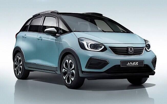 Novo Honda Fit deverá ser vendido no Brasil a partir do ano que vem, mas com algumas mudanças pontuais no País