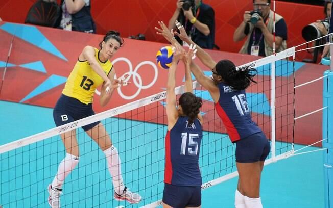 Vôlei nos Jogos Olímpicos