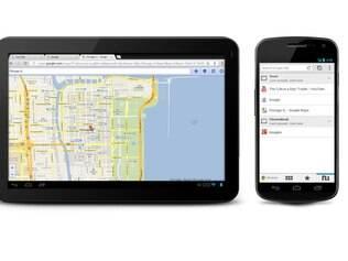 Chrome ganha versão para tablets e smartphones com Android 4.0