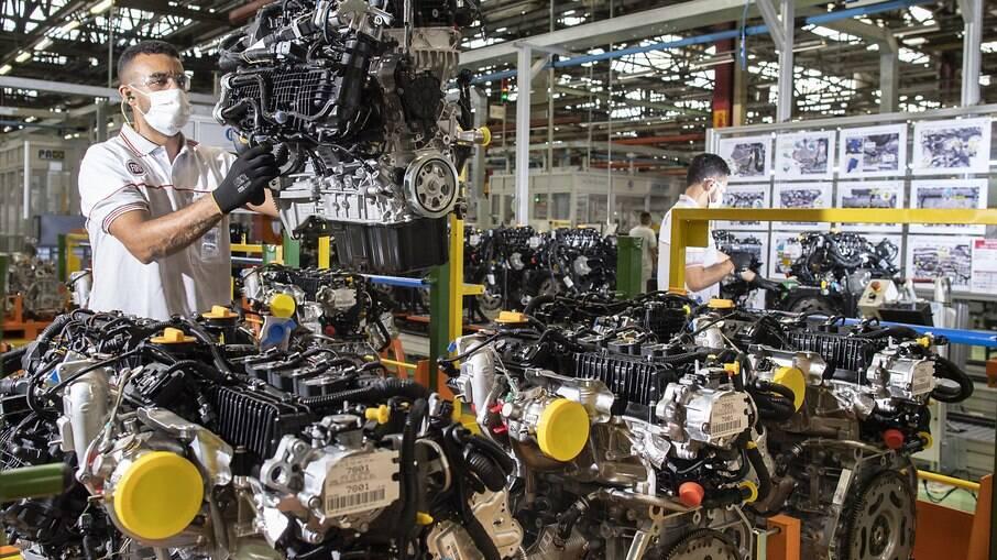 Motores 1.3 GSE Turbo vão equipar alguns modelos da Stellantis, entre os quais Jeep Compass e Fiat Toro