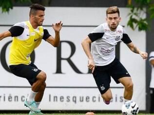 Meia foi poupado nas últimas duas partidas do Santos