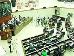 As votações em plenário ainda não foram retomadas na Câmara