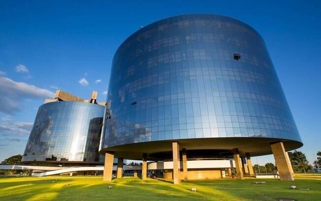 A Procuradoria-Geral da República em Brasília