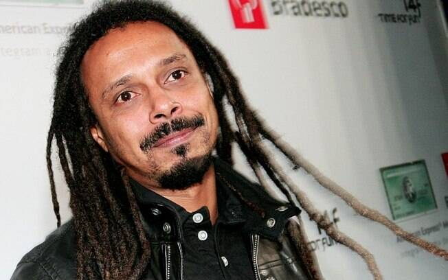 Marcelo Falcão, vocalista da banda O Rappa