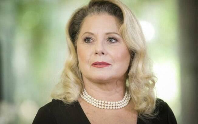 Vera Fisher, ex-atriz da Globo