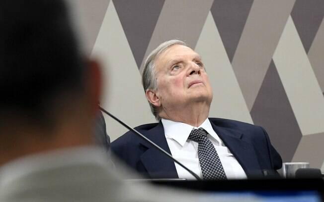 Tasso Jereissati (PSDB-CE), relator da Previdência no Senado, admite rever mudanças no texto para encurtar prazo de votação