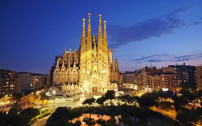 A Espanha é um destino muito procurado da Europa