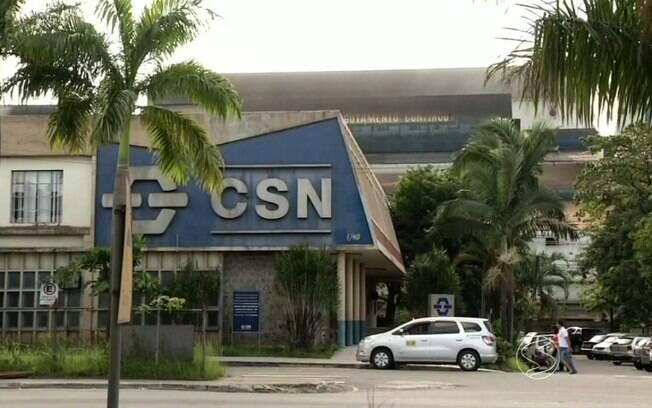 CSN (CSNA3) informa que operações portuárias seguem normalmente na região de Itaguaí