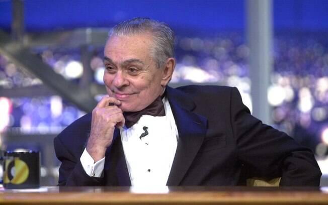 O humorista e comediante Chico Anysio