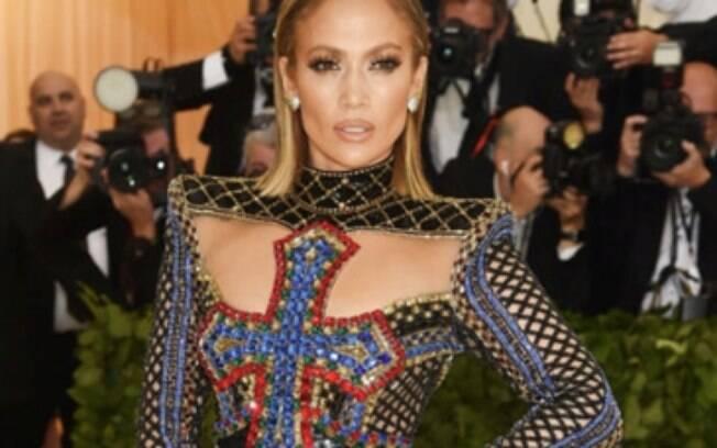 Jennifer Lopez no MET Gala 2018