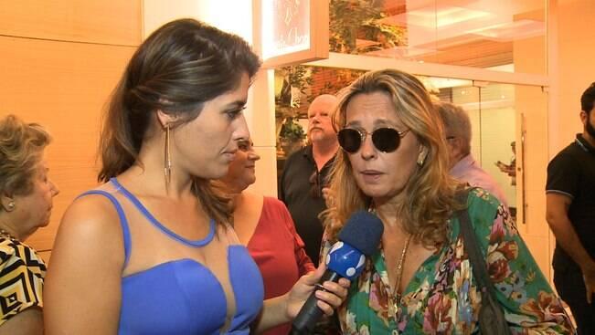 'Não me preocupo com o que pensam', diz Maria Zilda