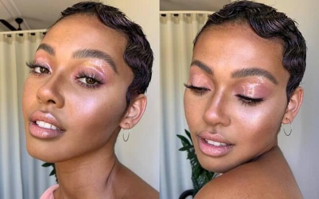 A 'buttery skin' é a nova tendência de maquiagem que foca na preparação da pele usando um produto simples: hidratante