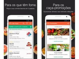 Gratuito para Android, iOS e Windows Phone, hellofood é aplicativo para fazer pedidos online de comida em várias cidades do Brasil e do mundo