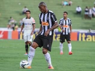 Emerson da Conceição teve boa participação durante empate da equipe alvinegra com o Timão