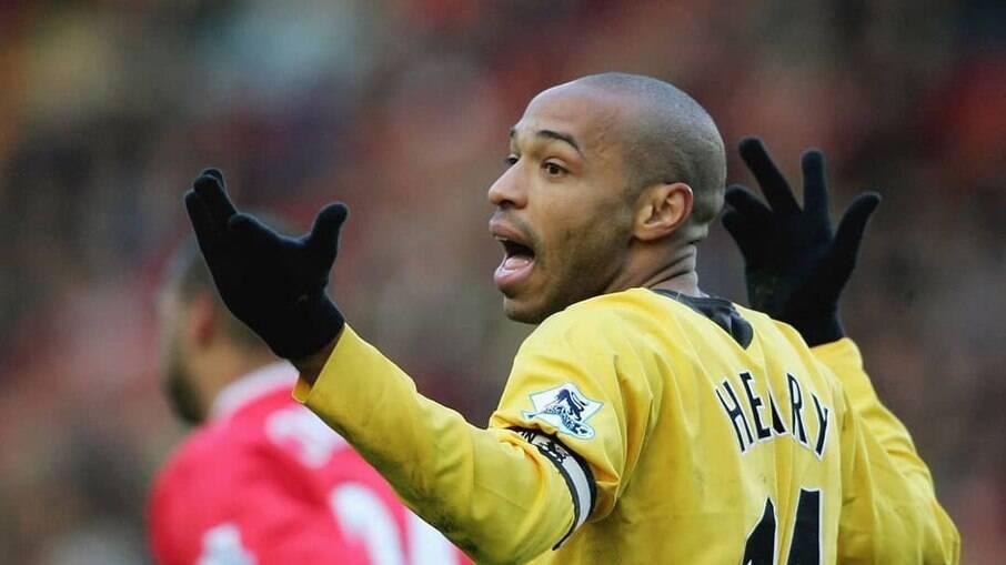 Thierry Henry alerta para problemas na defesa do PSG