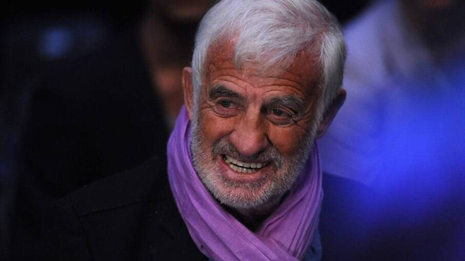 Jean-Paul Belmondo morre aos 88 anos